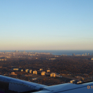 Toronto- lot nad miastem